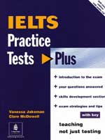 IELTS Practice Tests Plus